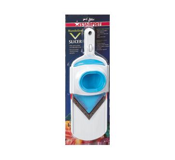 Mandoline V-Slicer, 1 unité, Assorted colours