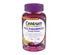 Image du produit Centrum - Centrum® MultiGummies Femmes, 130 unités