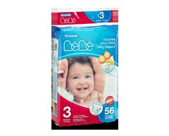 Image du produit Personnelle Bébé - Couches pour bébé, 56 unités