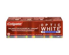Image du produit Colgate - Optic White dentifrice, 75 ml, menthe fraîche
