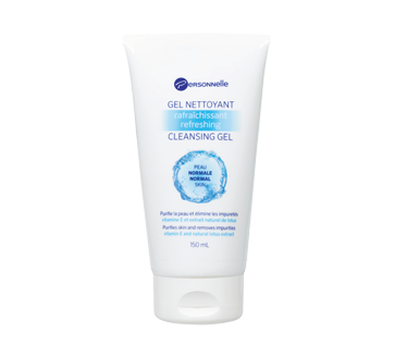 Gel nettoyant rafraîchissant, 150 ml, peau normale