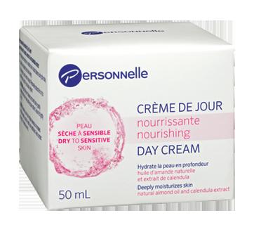 Crème de jour nourrissante, 50 ml, peau sèche à sensible