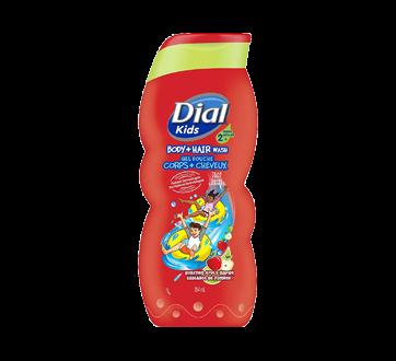Kids nettoyant pour le corps et les cheveux, 354 ml, cascades de pommes