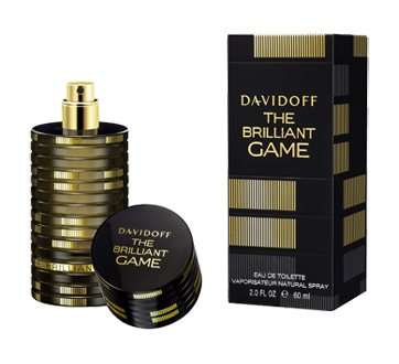 The Brilliant Game Eau De Toilette 60 Ml Davidoff Parfum Homme
