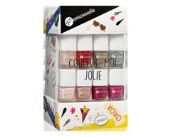 Image du produit Personnelle Cosmétiques - Couleur-Moi Jolie ensemble de vernis à ongles, 14 x 7 ml
