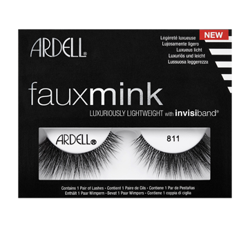 Image 2 du produit Ardell - Faux Mink faux cils , 1 unité, 811