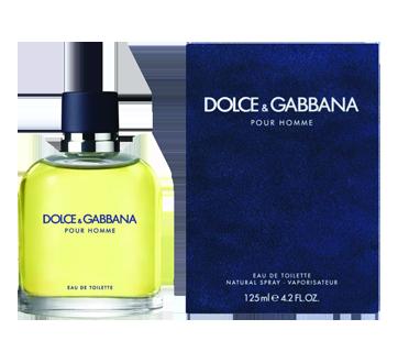 Dolce&Gabbana pour homme eau de toilette, 125 ml
