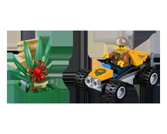 Image du produit Lego - Lego City buggy de la jungle, 1 unité