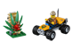 Vignette 1 du produit Lego - Lego City buggy de la jungle, 1 unité