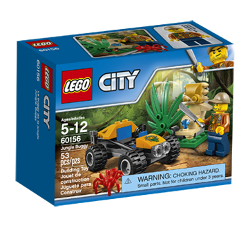 Image 2 du produit Lego - Lego City buggy de la jungle, 1 unité