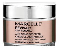 Image du produit Marcelle - Revival+ Skin Renewal crème de jour anti-âge, 50 ml, tous types de peaux