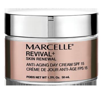 Revival+ Skin Renewal crème de jour anti-âge FPS 15, 50 ml