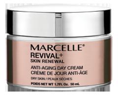 Image du produit Marcelle - Revival+ Skin Renewal crème de jour anti-âge, 50 ml, peaux sèches