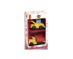Image du produit Baobab - Motortown assortiment de véhicules de construction, 2 unités