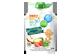 Vignette du produit 100 % Petit - Purée biologique pour bébés, 128 ml, pomme, courgette, épinard, fraise