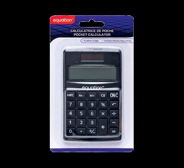 Calculatrice de poche, 1 unité