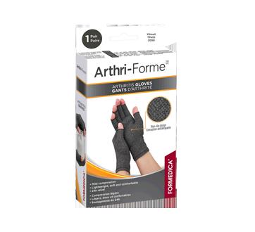 Image du produit Formedica - Arthri-Forme gants d'arthite, 1 unité, gris, très petit