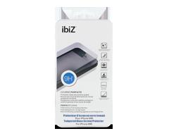 Image du produit ibiZ - Protecteur d'écran en verre trempé pour iPhone 6/6S, 1 unité