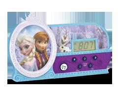 Image du produit iHome - Réveil-matin Frozen