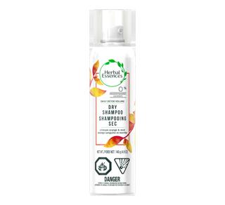 Daily Detox Volume shampooing sec, 140g, orange sanguine et menthe