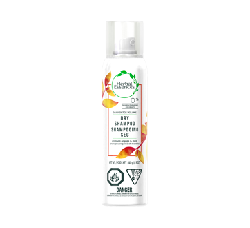 Daily Detox Volume shampooing sec, 140 g, orange sanguine et menthe