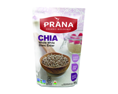 Image du produit Prana - Chia blanc entier biologique, 300 g