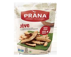 Image du produit Prana - Jive croustilles de noix de coco rôties à sec, 100 g, chili épicé