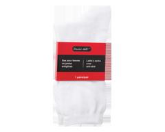 Image du produit Studio 530 - Bas pour femme mi-jambe antiglisse, blanc