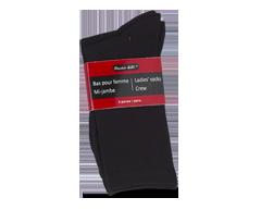 Image du produit Studio 530 - Bas mi-jambe pour femme, 2 unités