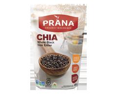 Image du produit Prana - Chia entier, 300 g, noir