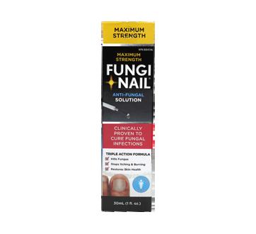 Image du produit Funginail Toe & Foot - Fungi-Nail Toe & Foot en bouteille, 30 ml