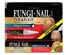 Image du produit Funginail Toe & Foot - Fungi-Nail Toe & Foot en stylo brosse applicateur, 1,7 ml