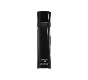 Armani Code lotion après-rasage, 100 ml