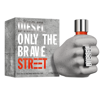 Only the Brave Street eau de toilette, 75 ml