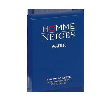 Image 2 du produit Lise Watier - Homme Neiges eau de toilette, 50 ml