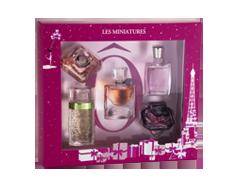 Image du produit Lancôme - Coffret fragrance Les Miniatures, 5 unités