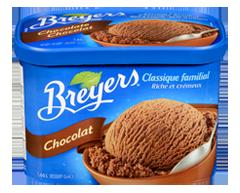 Image du produit Breyers - Classique familial, 1,66 L, chocolat