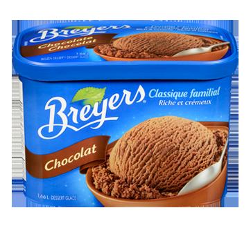 Image 2 du produit Breyers - Classique familial, 1,66 L, chocolat