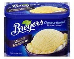 Image du produit Breyers - Classique familial, 1,66 L, vanille française