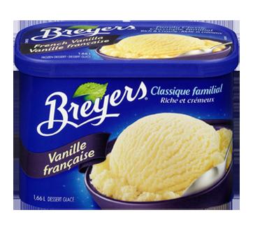 Image 2 du produit Breyers - Classique familial, 1,66 L, vanille française