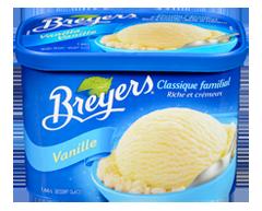 Image du produit Breyers - Classique familial, 1,66 L, vanille