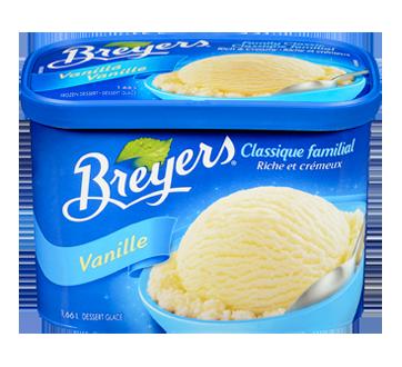 Image 2 du produit Breyers - Classique familial, 1,66 L, vanille