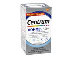 Image du produit Centrum - Centrum pour homme 50+, 90 unités