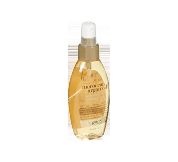 Image 2 du produit OGX - Huile d'argan du Maroc, huile sèche réparatrice légère régénérante, 118 ml