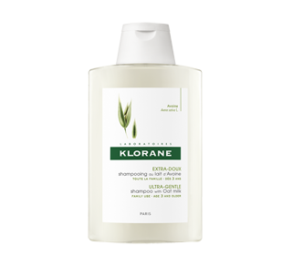 Shampooing au lait d'avoine, 200 ml