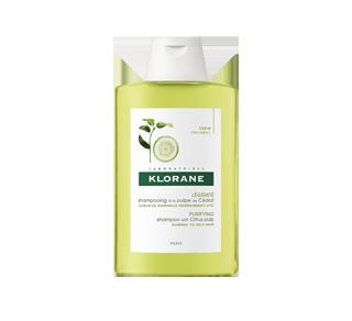 Shampooing vitaminé à la pulpe de cédrat, 200 ml