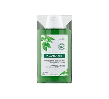 Shampooing séboabsorbant à l'extrait d'ortie - Tendance grasse, 200 ml