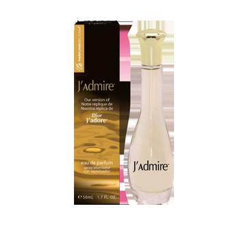 J'admire eau de parfum, 50 ml