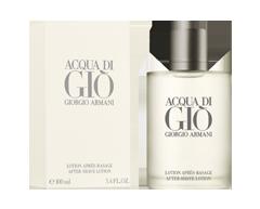 Image du produit Giorgio Armani - Acqua Di Giò lotion après-rasage, 100 ml
