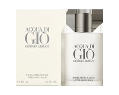 Image du produit Giorgio Armani - Acqua Di Giò baume après-rasage, 100 ml
